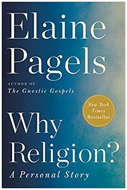 book cover, Why Religion?